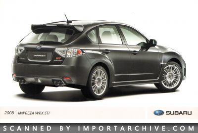 Importarchive Subaru Impreza Brochure 2008 2014 Free Preview Gallery 2008 2009 2010 2011 2012 2013 2014