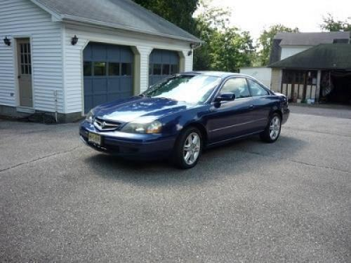 Photo Image Gallery & Touchup Paint: Acura CL in Aegean Blue Pearl  (B504P)  YEARS: 2002-2003
