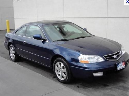 Photo Image Gallery & Touchup Paint: Acura CL in Monterey Blue Pearl  (B93P)  YEARS: 2001-2001