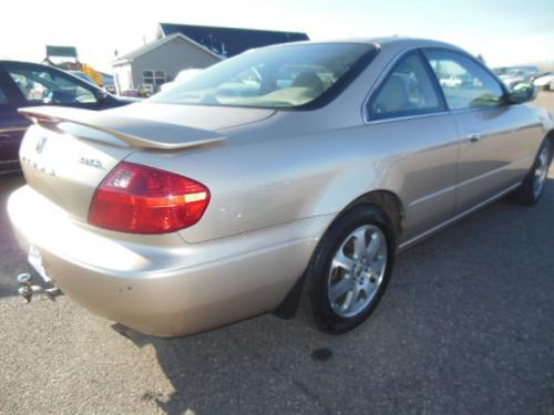 Photo Image Gallery & Touchup Paint: Acura CL in Naples Gold Metallic  (YR524M)  YEARS: 2001-2003