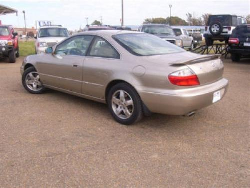 Photo Image Gallery & Touchup Paint: Acura CL in Desert Mist Metallic  (YR538M)  YEARS: 2003-2003
