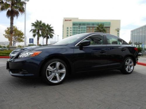 Photo Image Gallery & Touchup Paint: Acura Ilx in Fathom Blue Pearl  (B576P)  YEARS: 2013-2015