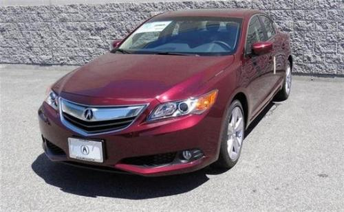 Photo Image Gallery & Touchup Paint: Acura Ilx in Crimson Garnet Pearl  (R543P)  YEARS: 2013-2015