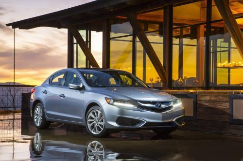 Photo Image Gallery & Touchup Paint: Acura Ilx in Slate Silver Metallic  (NH829M)  YEARS: 2016-2016