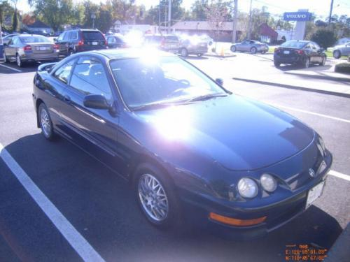Photo Image Gallery & Touchup Paint: Acura Integra in Adriatic Blue Pearl  (B74P)  YEARS: 1997-1999