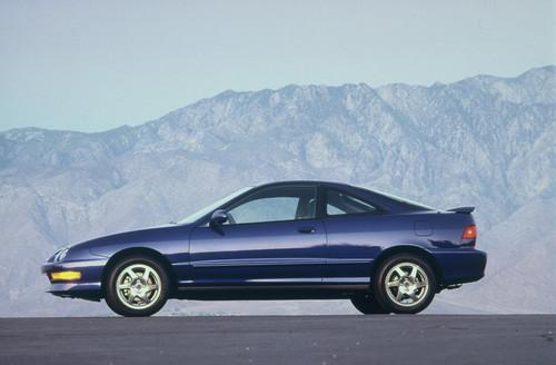 Photo Image Gallery & Touchup Paint: Acura Integra in Supersonic Blue Pearl  (B90P)  YEARS: 1998-1999