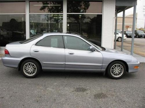 Photo Image Gallery & Touchup Paint: Acura Integra in Crystal Blue Metallic  (B91M)  YEARS: 1999-1999