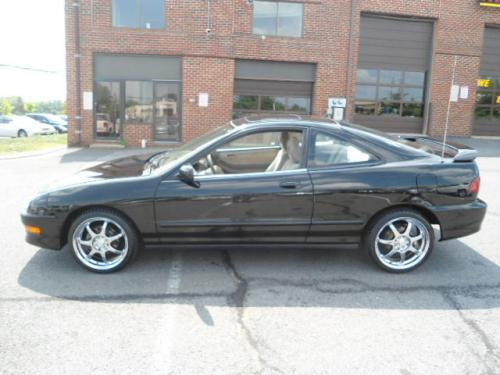 Photo Image Gallery & Touchup Paint: Acura Integra in Nighthawk Black Pearl  (B92P)  YEARS: 2001-2001