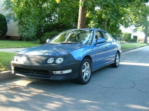 Photo Image Gallery & Touchup Paint: Acura Integra in Voltage Blue Metallic  (B97M)  YEARS: 2000-2001