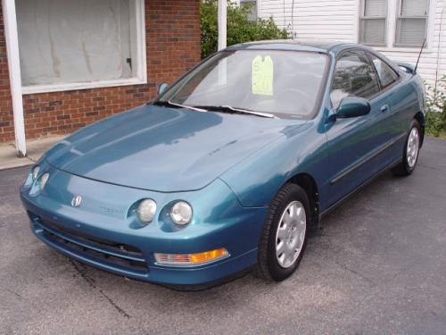 Photo Image Gallery & Touchup Paint: Acura Integra in Paradise Bluegreen Pearl  (BG33P)  YEARS: 1994-1995