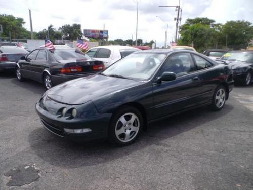 Photo Image Gallery & Touchup Paint: Acura Integra in Isle Green Pearl  (G71P)  YEARS: 1994-1995