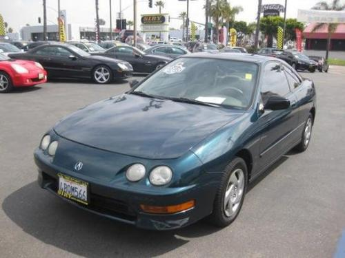 Photo Image Gallery & Touchup Paint: Acura Integra in Cypress Green Pearl  (G82P)  YEARS: 1996-1998