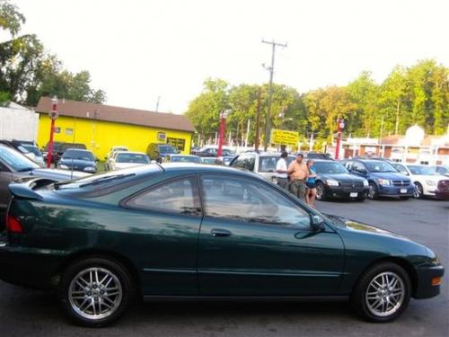 Photo Image Gallery & Touchup Paint: Acura Integra in Clover Green Pearl  (G95P)  YEARS: 1999-2001
