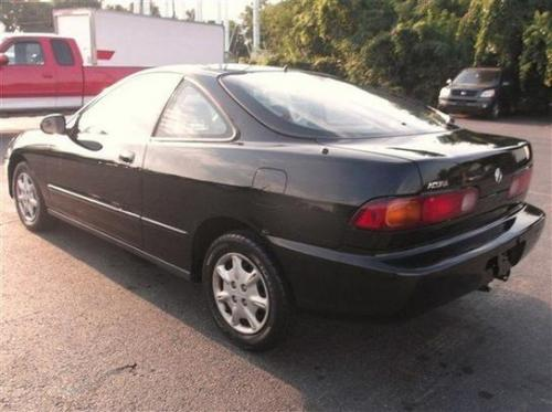 Photo Image Gallery & Touchup Paint: Acura Integra in Granada Black Pearl  (NH503P)  YEARS: 1995-1997