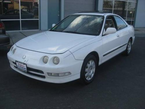 Photo Image Gallery & Touchup Paint: Acura Integra in Frost White   (NH538)  YEARS: 1994-1998