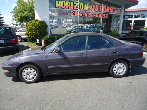 Photo Image Gallery & Touchup Paint: Acura Integra in Thunder Gray Metallic  (NH575M)  YEARS: 1994-1994