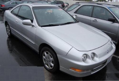 Photo Image Gallery & Touchup Paint: Acura Integra in Vogue Silver Metallic  (NH583M)  YEARS: 2000-2000