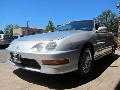 Photo Image Gallery & Touchup Paint: Acura Integra in Vogue Silver Metallic  (NH583M)  YEARS: 1995-2000