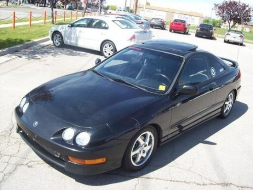 Photo Image Gallery & Touchup Paint: Acura Integra in Flamenco Black Pearl  (NH592P)  YEARS: 2000-2000