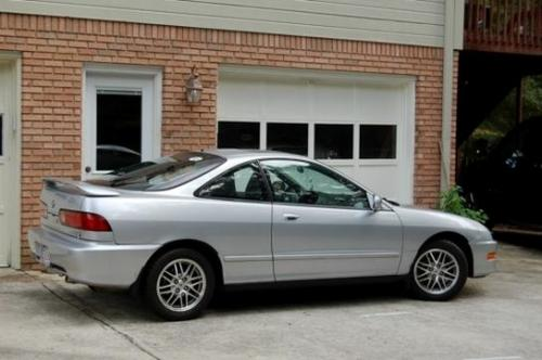 Photo Image Gallery & Touchup Paint: Acura Integra in Satin Silver Metallic  (NH623M)  YEARS: 2001-2001