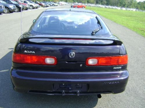 Photo Image Gallery & Touchup Paint: Acura Integra in Dark Violet Pearl  (PB76P)  YEARS: 2000-2000