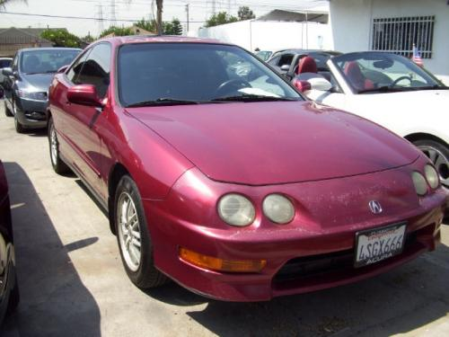 Photo Image Gallery & Touchup Paint: Acura Integra in Ruby Red Pearl  (R504P)  YEARS: 2001-2001