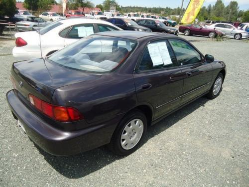 Photo Image Gallery & Touchup Paint: Acura Integra in Stealth Gray Pearl  (RP24P)  YEARS: 1994-1995