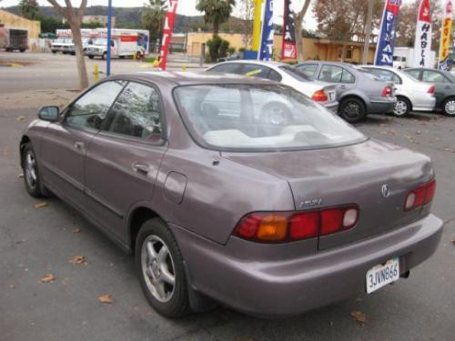 Photo Image Gallery & Touchup Paint: Acura Integra in Rosewood Brown Metallic  (YR503M)  YEARS: 1994-1994