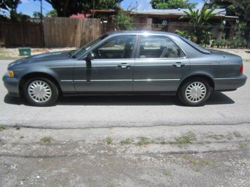 Photo Image Gallery & Touchup Paint: Acura Legend in Canterbury Green Metallic  (G75M)  YEARS: 1993-1993