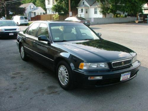 Photo Image Gallery & Touchup Paint: Acura Legend in Sherwood Green Pearl  (G78P)  YEARS: 1994-1995