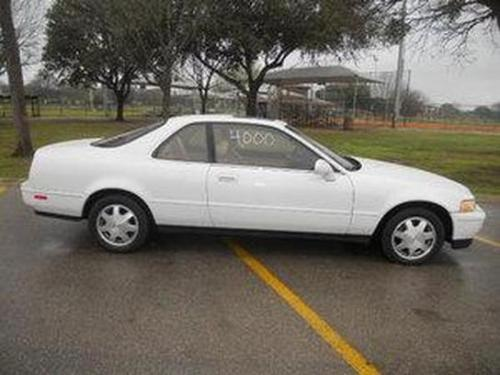 Photo Image Gallery & Touchup Paint: Acura Legend in Sirius White Pearl  (NH515P)  YEARS: 1991-1994