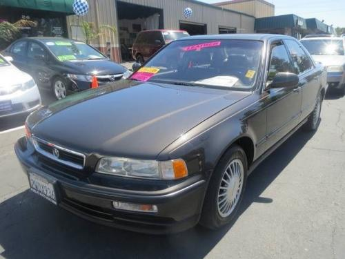 Photo Image Gallery & Touchup Paint: Acura Legend in Charcoal Granite Metallic  (NH531M)  YEARS: 1991-1991