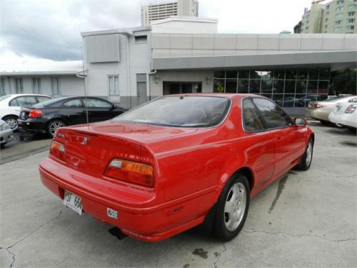 Photo Image Gallery & Touchup Paint: Acura Legend in Milano Red   (R81)  YEARS: 1992-1995