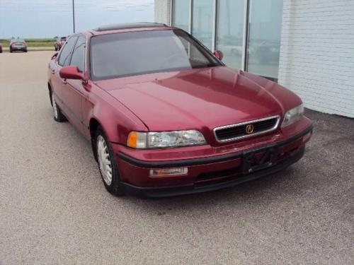 Photo Image Gallery & Touchup Paint: Acura Legend in Cassis Red Pearl  (R82P)  YEARS: 1992-1992