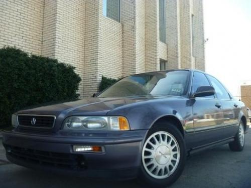 Photo Image Gallery & Touchup Paint: Acura Legend in Vineyard Gray Metallic  (RP20M)  YEARS: 1991-1993