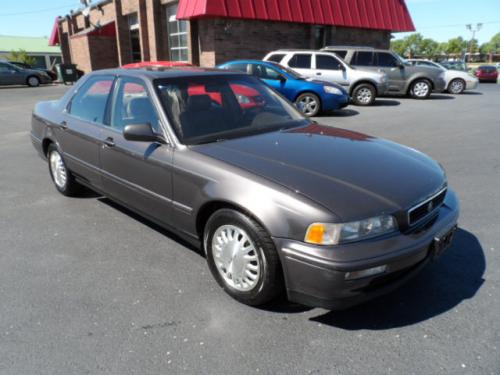 Photo Image Gallery & Touchup Paint: Acura Legend in Vineyard Gray Metallic  (RP20M)  YEARS: 1991-1994