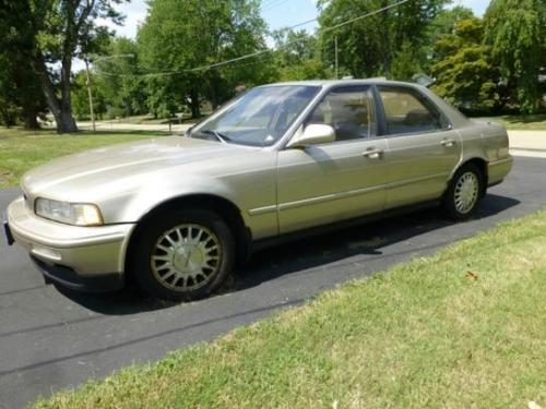Photo Image Gallery & Touchup Paint: Acura Legend in Cashmere Metallic   (YR505M)  YEARS: 1993-1995