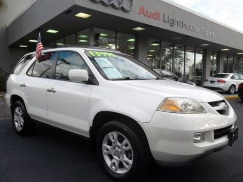 Photo Image Gallery Touchup Paint Acura Mdx In Aspen White Pearl NH677P