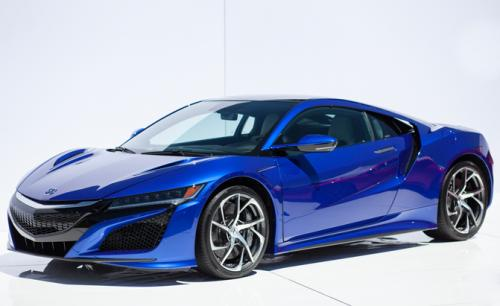 photo image gallery touchup paint acura nsx in nouvelle. Black Bedroom Furniture Sets. Home Design Ideas