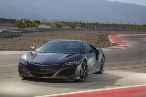Photo Image Gallery & Touchup Paint: Acura Nsx in Nord Gray Metallic  (G544M)  YEARS: 2017-2018