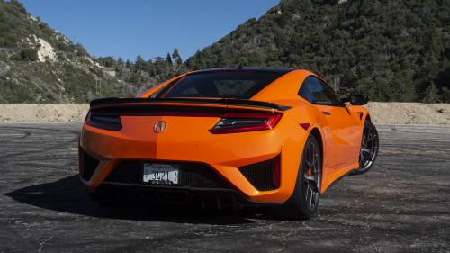 ImportArchive / Acura NSX 2017‑ Touchup Paint Codes and ...