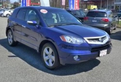 Photo Image Gallery & Touchup Paint: Acura Rdx in Royal Blue Pearl  (B536P)  YEARS: 2007-2009