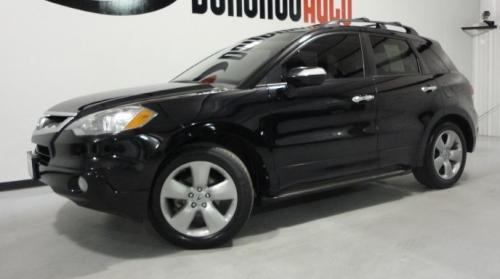 Photo Image Gallery & Touchup Paint: Acura Rdx in Nighthawk Black Pearl  (B92P)  YEARS: 2007-2008