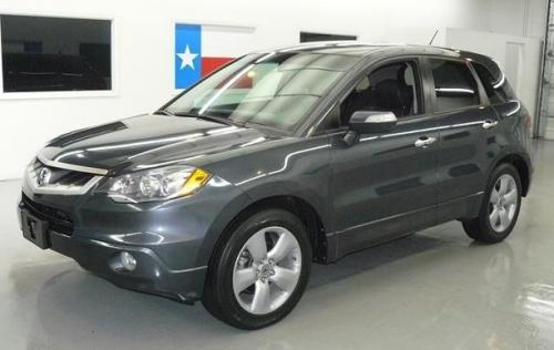 Photo Image Gallery & Touchup Paint: Acura Rdx in Carbon Gray Pearl  (NH658P)  YEARS: 2007-2007