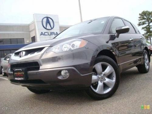 Photo Image Gallery & Touchup Paint: Acura Rdx in Grigio Metallic   (NH736M)  YEARS: 2009-2011