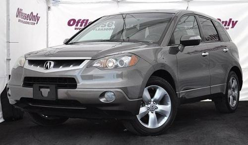 Photo Image Gallery & Touchup Paint: Acura Rdx in Polished Metal Metallic  (NH737M)  YEARS: 2008-2012