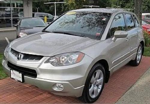 Photo Image Gallery & Touchup Paint: Acura Rdx in Palladium Metallic   (NH743M)  YEARS: 2009-2012