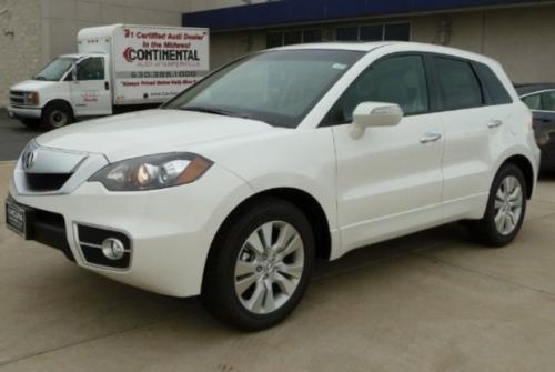 Photo Image Gallery & Touchup Paint: Acura Rdx in Bellanova White Pearl  (NH788P)  YEARS: 2012-2012