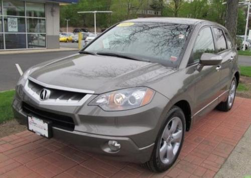 Photo Image Gallery & Touchup Paint: Acura Rdx in Carbon Bronze Pearl  (YR562P)  YEARS: 2007-2008