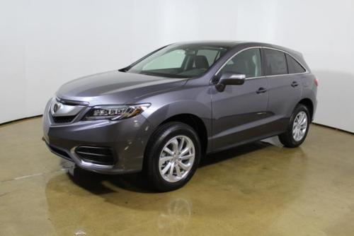 Photo Image Gallery & Touchup Paint: Acura Rdx in Modern Steel Metallic  (NH797M)  YEARS: 2017-2018